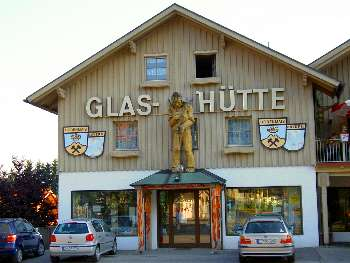 Glashütten in Bodenmais
