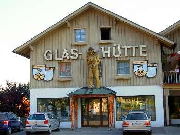 Glashütten in Bodenmais