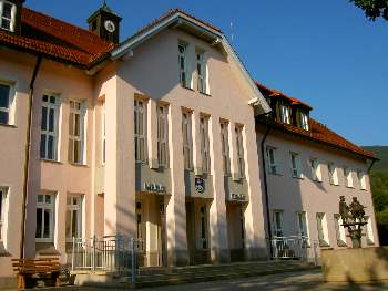 Rathaus in Bodenmais