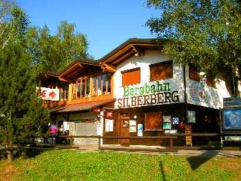 Bergbahn am Silberberg