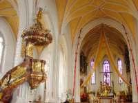 Wallfahrtskirche Bogenberg: Wallfahrtskirche Mariä Himmelfahrt