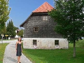 Altes Haus in Brennberg