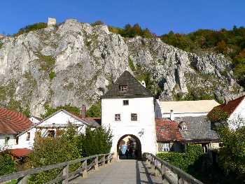 Essing im Altmühltal - Brücke und Bruckturm