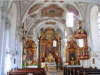 Kirche in Essing