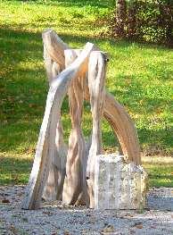 Kunstwanderweg in Essing