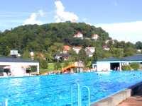 Freibad in Falkenstein