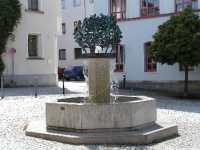 Brunnen in Freyung