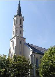 Kirche in Freyung