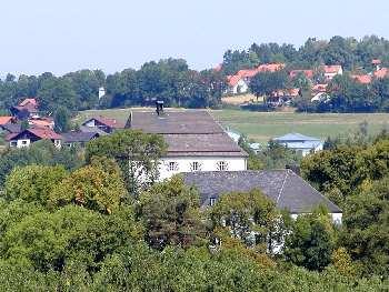 Schloss Wolfstein bei Freyung