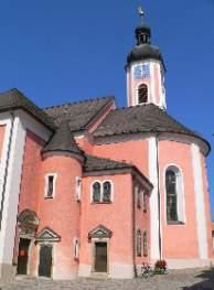 Kirche in Furth im Wald