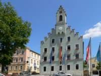 Grafenau - Sehenswürdigkeiten & Ausflugsziele - Altes Rathaus