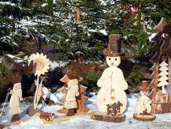 Handwerker Weihnachtsmark