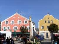 Stadtplatz in Kehlheim