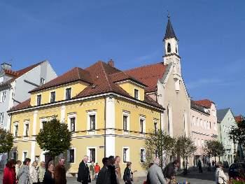 Stadtplatz von Kelheim