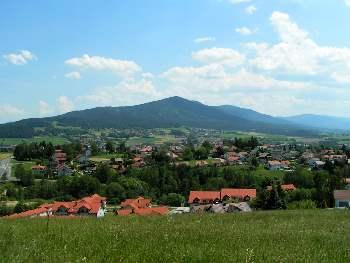 Landschaft Kötzting