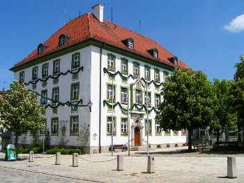 Kötztinger Rathaus
