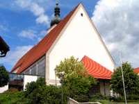 Kirche in Neunburg v. Wald