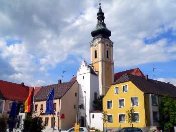 Kirche in Nittenau
