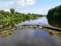 Fluss Regen in Nitteanu