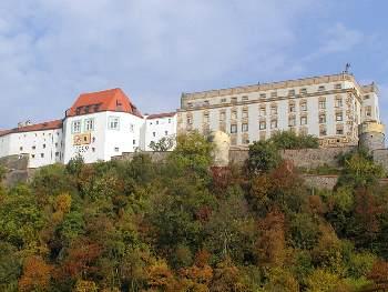 Feste Oberhaus in Passau - Mit Museum