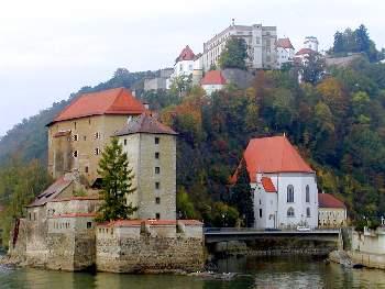 Feste Unterhaus in Passau