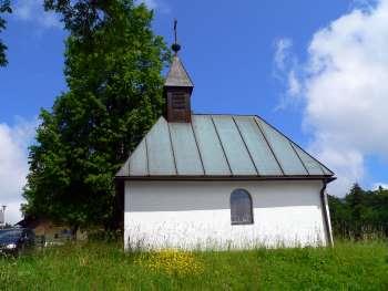 Philippsreut- Bruder Konrad Kapelle auf der Alpe