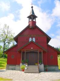 Tusset Kapelle in Philippsreu
