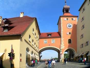 Bilder Impressionen aus Regensburg