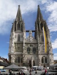 Regensburger Dom - Aktuell Papstbesuch 2006