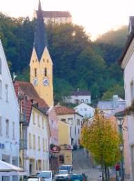 Kirche Riedenburg