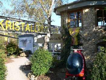 Kristallmuseum und Wirtshaus Fasslwirtschaft