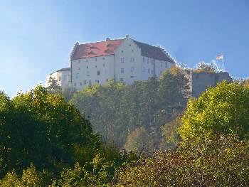 Schloss Rosenburg mit Falknerei und Flugschau