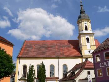 Kirche in Viechtach