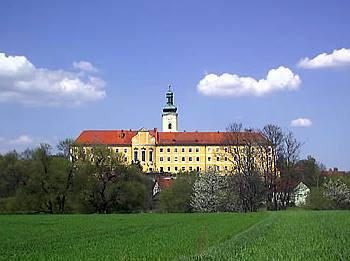 Ansicht vom Kloster Walderbach