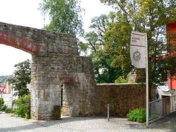 Museum Goldener Steig - Stadtmauer Waldkirchen
