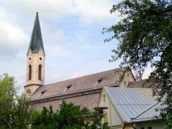 Pfarrkirche von Waldkirchen