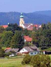 Kirche von Waldmünchen