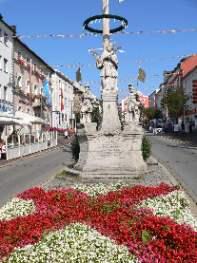 Denkmal in Zwiesel