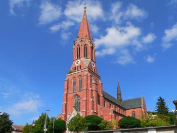 Kirche in Zwiesel