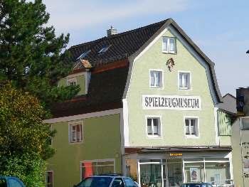 Spielzeugmuseum in Zwiesel - geschlossen