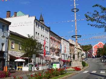 Stadtmitte Zwiesel