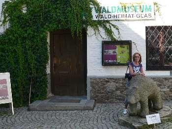 Spielzeugmuseum in Zwiesel