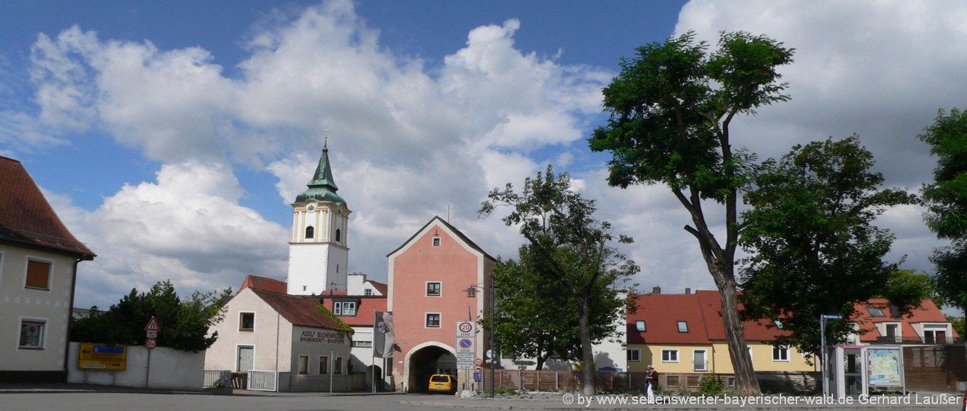 Sehenswürdigkeiten in Abensberg Ausflugsziele in der Oberpfalz