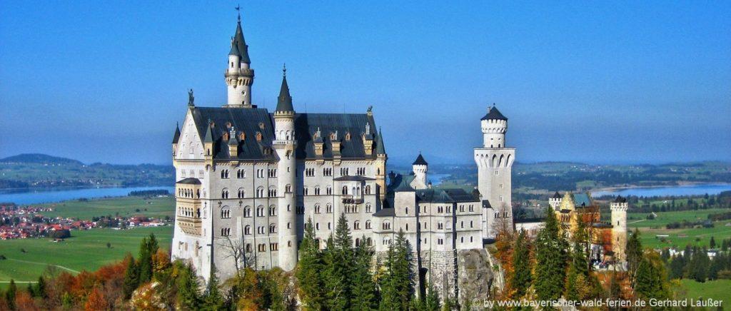 Fotolocations in Bayern Tipps für schöne Urlaubfotos