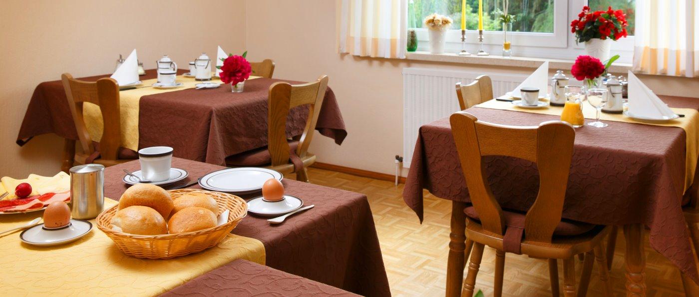 Zimmer mit Frühstück bei Cham Pension in Windischbergerdorf