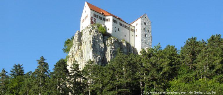 highlights-altmühltal-burg-prunn-riedenburg-jurafelsen-bayern
