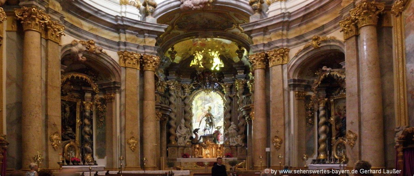 Altmühltal Kloster Weltenburg Anfahrt Adresse Öffnungszeiten