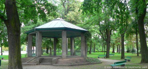 amberg-spaziergang-stadtpark-pavillion-freizeit