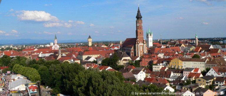 ausflugsziele-landkreis-straubing-sehenswuerdigkeiten-niederbayern-stadt-skyline