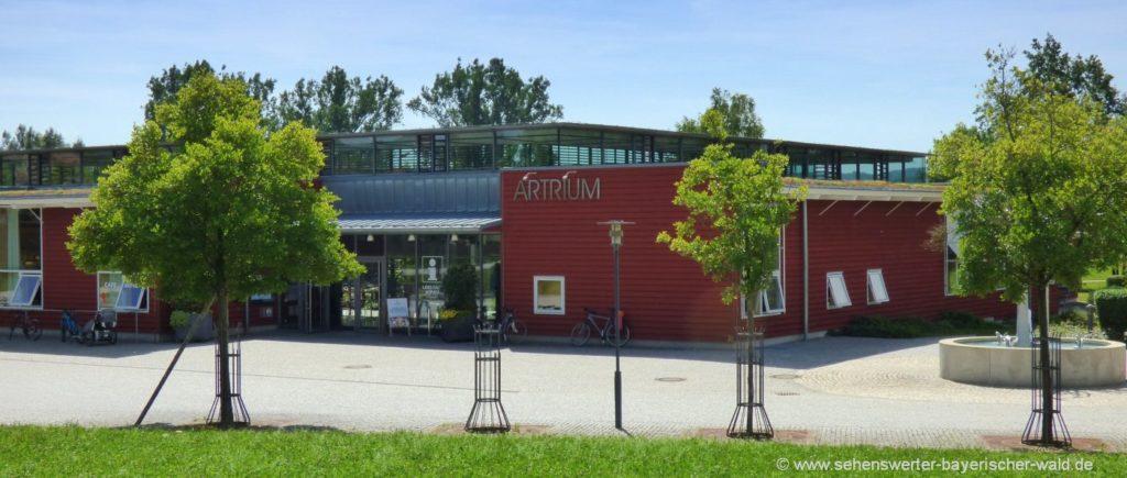 Therme in Bad Birnbach Sehenswürdigkeiten und Freizet Attraktionen